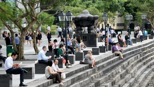 How Lee Kuan Yew engineered Singapore's economic miracle - BBC News