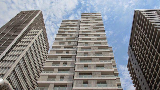 Luxury flats in Luanda