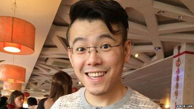 Kwok after the implants procedure is complete