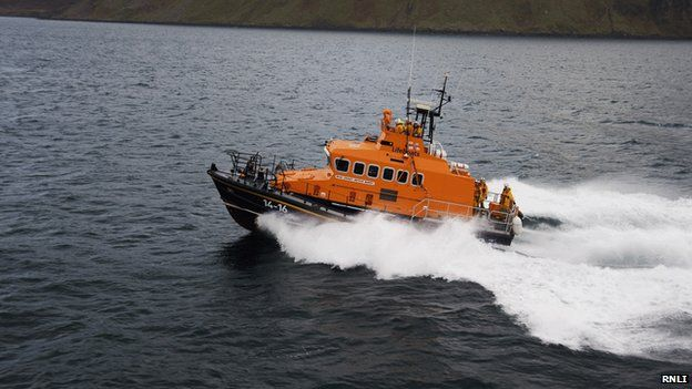 Portree lifeboat