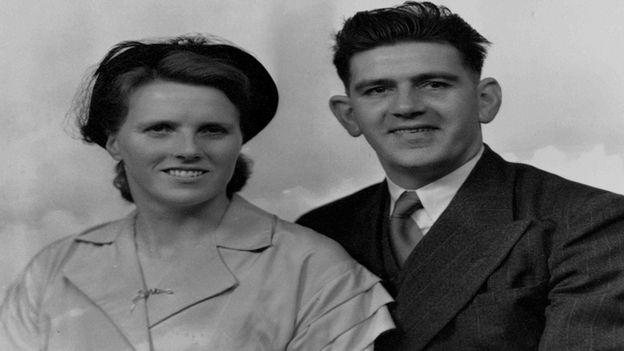 Eileen a Trefor Beasley