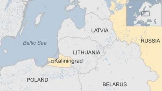 Poland to build Russia border towers at Kaliningrad - BBC News on yamal peninsula map, nizhny novgorod map, kiev map, estonia map, crimean peninsula map, edinburgh map, konigsberg map, krasnodar map, east prussia, caspian sea map, corsica map, kuril islands map, russian plain map, rotterdam map, dagestan map, nizhny novgorod, siberia map, crimea map, aral sea map, kamchatka peninsula map, kazakhstan map, saint petersburg, balkan peninsula map,