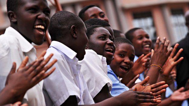 Pupils Nigeria