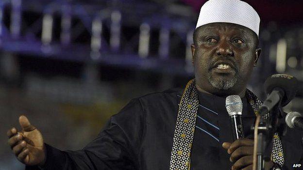 Nigeria's top five governor battles - BBC News