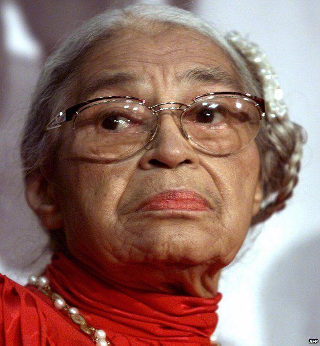 Rosa Parks, 1999