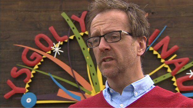 Ysgol Y Bannau head teacher Emyr Jones