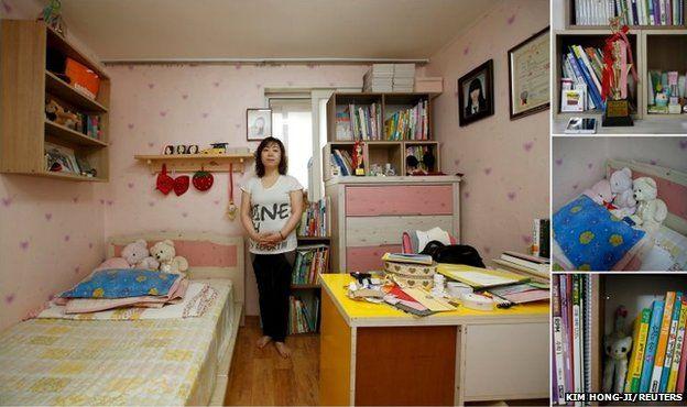 Lee Sun-mi, mother of Kim Ju-hee