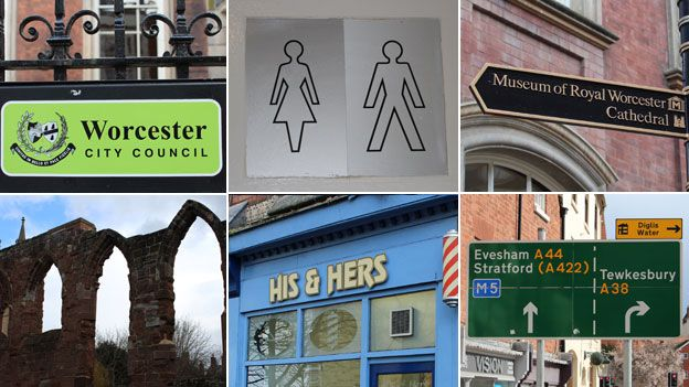 Images in Worcester