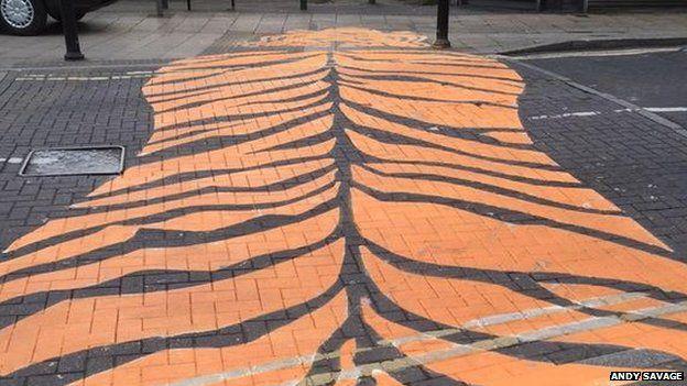 Normanton tiger