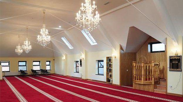 Darul Isra Mosque