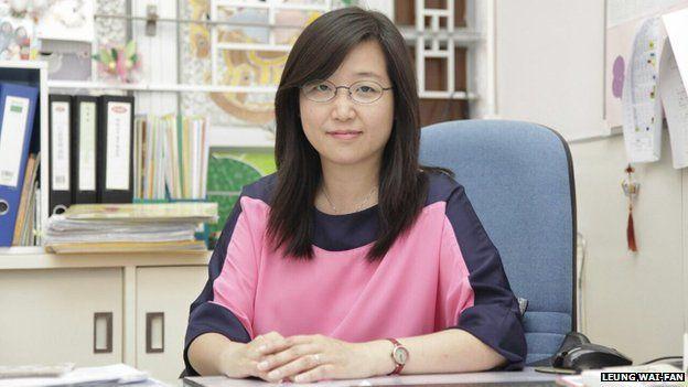 Principal Leung Wai-fan