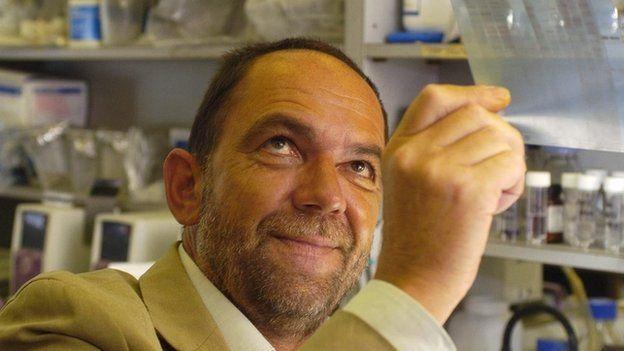 Prof Alec Jeffreys