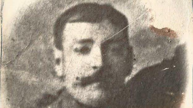 Rifleman John Hutton
