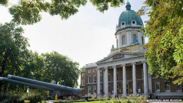 Imperial War Museum (exterior)