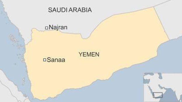 Yemen crisis Saudi Arabia repels Houthi border attack  BBC News