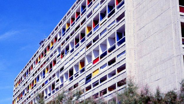 La Cite Radieuse, Marseille