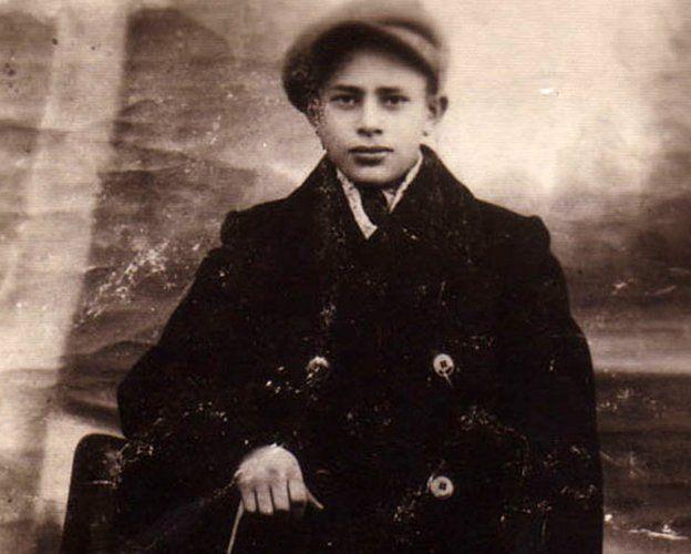 Jacob Bresler's brother Joseph, 1936
