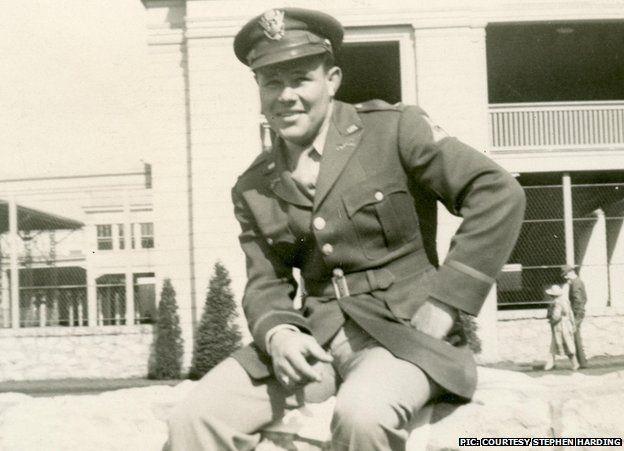 Capt Jack Lee, 1945