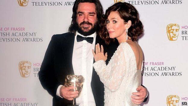 In Pictures Bafta Tv Awards 2015 Bbc News