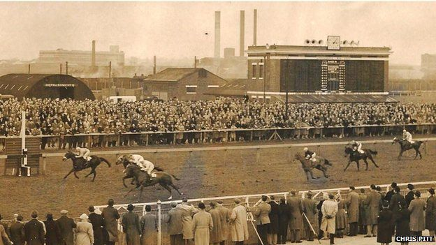 Bromford Bridge racecourse, Birmingham