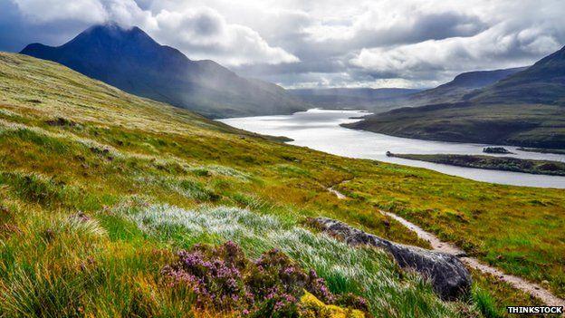 Inverpolly, Scotland