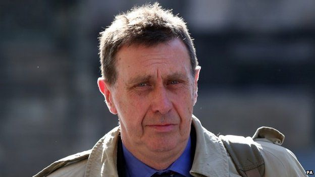Clive Goodman