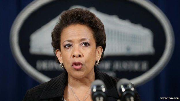 US Attorney General, Loretta Lynch