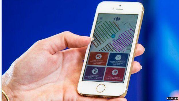 Carrefour app