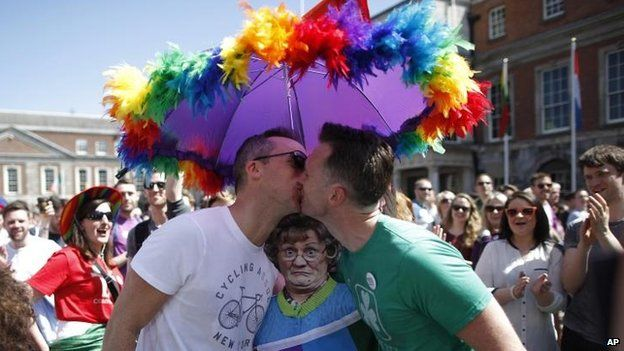 Gay Marriage Law Passed Date
