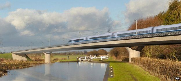 HS2 high-speed rail link