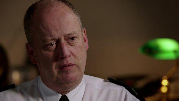 Northern Ireland's Chief Constable, George Hamilton