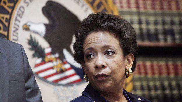 US Attorney General Loretta Lynch.