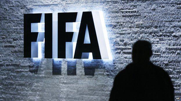 The Fifa world headquarters in Zurich.