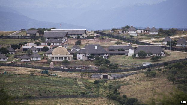 Thabo Mbeki House Pictures