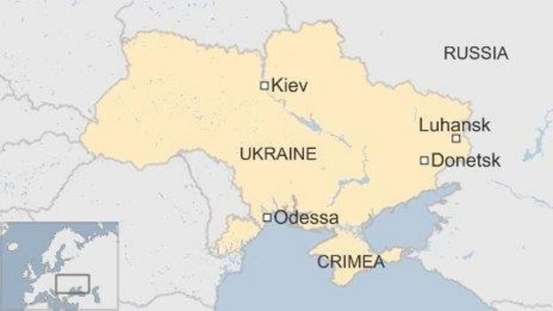 Saakashvili Ukraines new governor in Odessa splits opinion BBC News