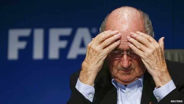 Not all Americans can even pronounce the word'FIFA'
