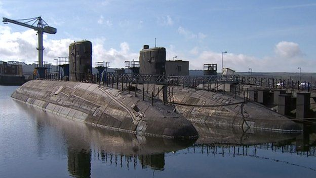 Devonport nuclear base has special measures extended - BBC News