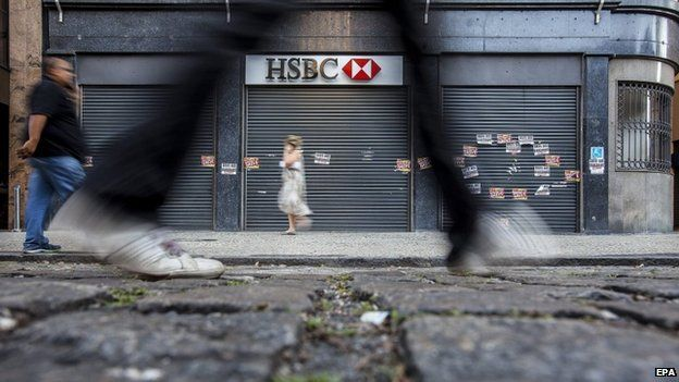 If HSBC is leaving, why still bank on Brazil? - BBC News