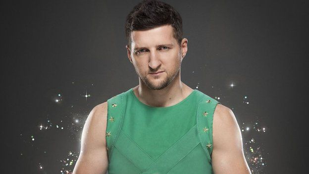 Carl Froch on Tumble