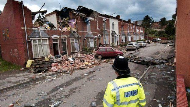 Birmingham tornado 2005