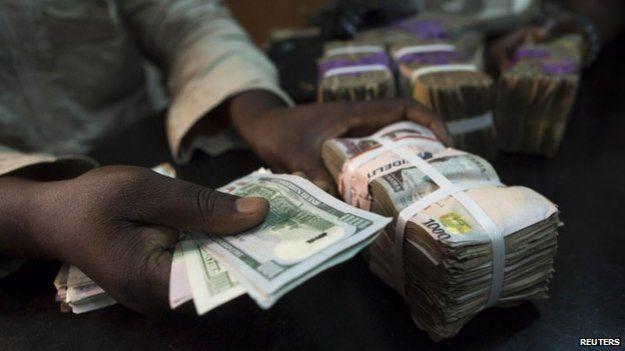Dollars and Naira