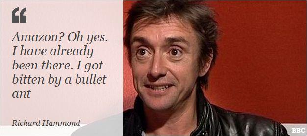 Richard Hammond quote
