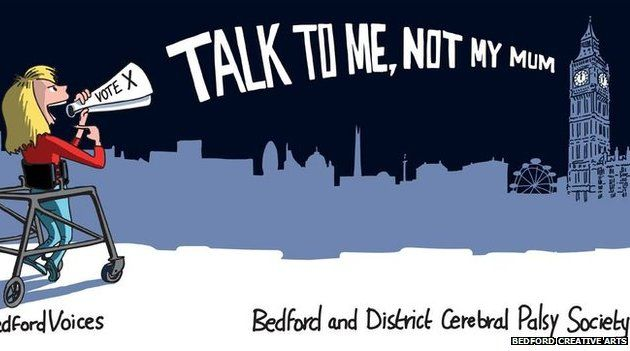 Bedford Voices poster