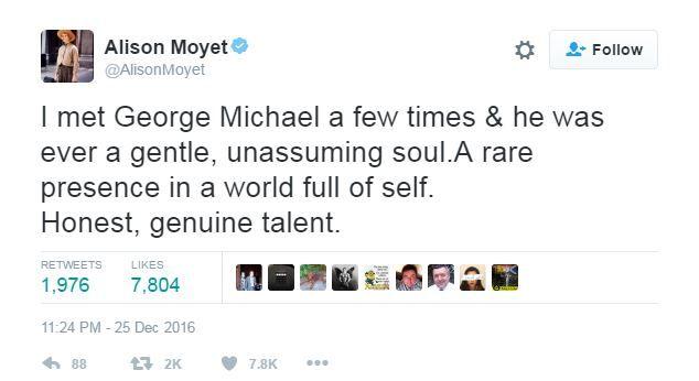 Alison Moyet tweets