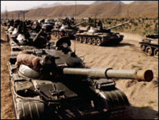 Liên Xô hùng mạnh là thế mà cũng sa lầy ở Afghanistan