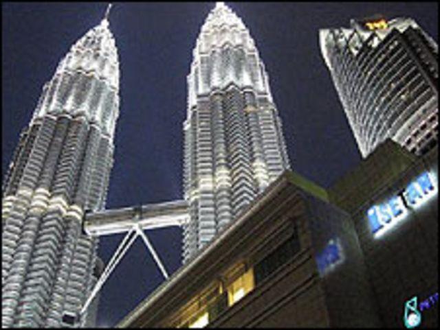ناطحات سحاب في ماليزيا