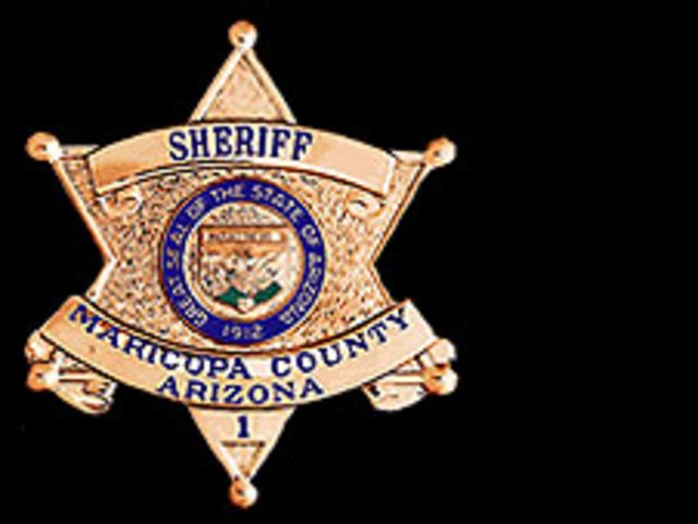 Estrella del Sheriff de Maricopa