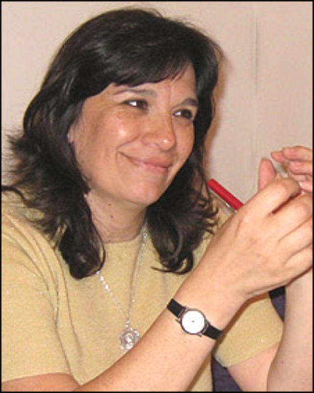 Carmen Yapura