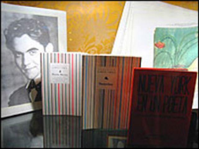Libros de Lorca