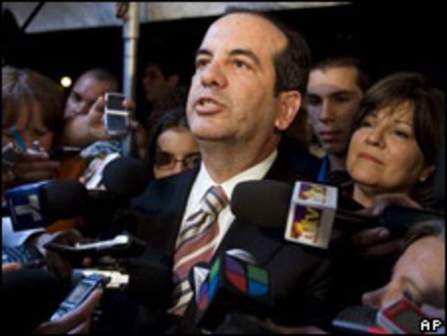 Aníbal Acevedo, ex gobernador de Puerto Rico